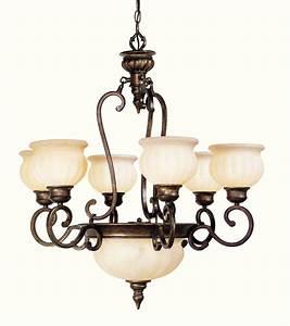 Livex lighting renaissance chandelier moroccan gold
