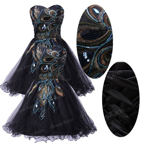 Sexy Formal Short Masquerade Homecoming Prom Ball Gown ...