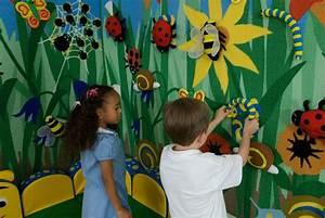 Back To Nature U2122 Interactive Children U0026 39 S Wall Display