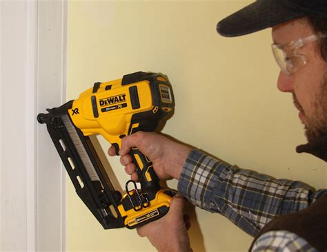 field tested dewalt dcn finish nailer jlc