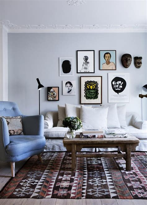 gallery wall  copenhagen  kline photo home