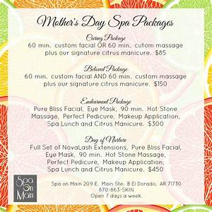Mother's Day 2014 — Spa On Main