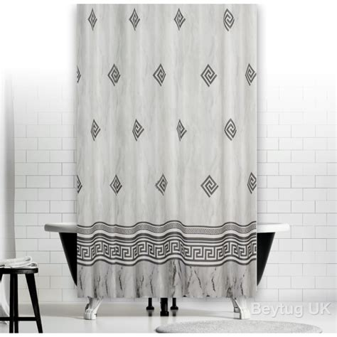 grey fabric shower curtain buy quality fabric shower curtains from beytug uk