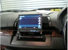 BMW X5 Kenwood Navigation KNAG421 and kenwood KVT524DVD