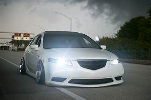 car, Acura TSX, Stance, Tuning, Lowered, JDM, Hellaflush
