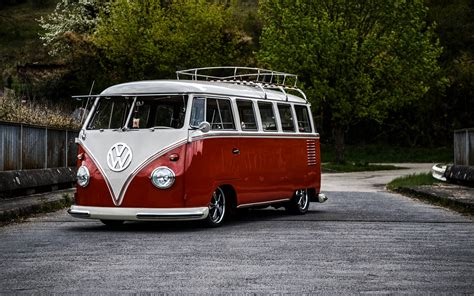 Volkswagen T1 Wallpaper by Wallpaper 3840x2400 Volkswagen T1 Minivan