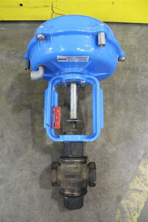 Rebuilt Valtorc Air Pneumatic Diaphragm Actuator