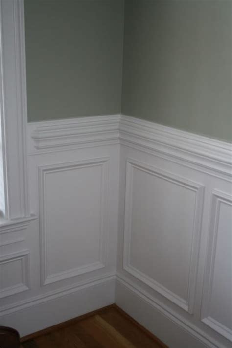 beautiful wall trim moulding traditional wainscoting