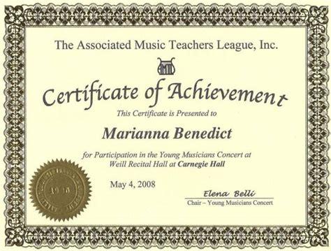 certificates  awards  lessons  ronkonkoma long
