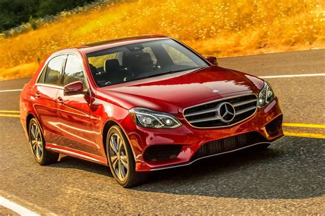 2014 Mercedes-benz E250 Bluetec First Drive