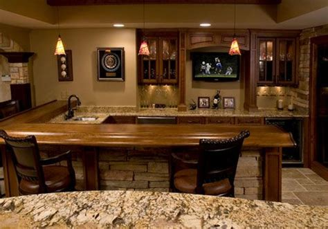 Creative Bar Top Ideas   Looking Bar That Has