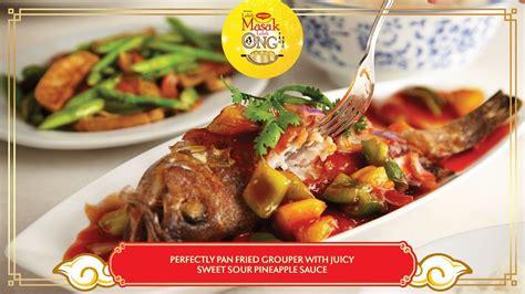 grouper fried pan sauce
