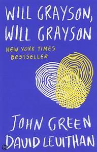 bol.com | Will Grayson, Will Grayson, John Green & David ...
