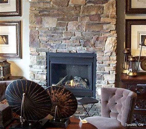 fireplace blend  bucks county southern ledgestone