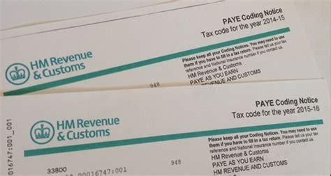 Tax refunded, or set off, within this tax year. Time to Check Your Tax Code | HMRC Tax Codes