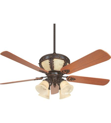 copper ceiling fan with light savoy house chatwick 4 light ceiling fan in antique copper