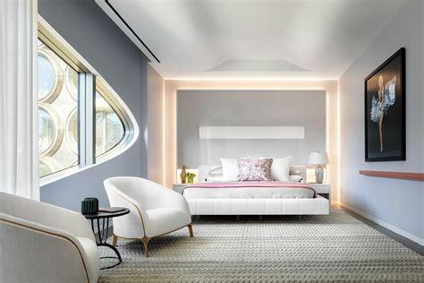 Revealed Inside The Model Residences Of Zaha Hadid's 520