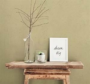 enduit decoratif a cirer pour un decor vegetal et naturel With enduit decoratif a cirer