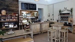 Theke Aus Europaletten : cafe u theke bild von kaffeer sterei m ller bodenheim tripadvisor ~ Eleganceandgraceweddings.com Haus und Dekorationen
