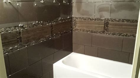 Pictures Of Bathroom Wall Tiles by How To Tile A Bathroom Wall