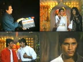 FLASHBACK: Aamir & Salman Khan's Mahurat Shot For Andaz ...