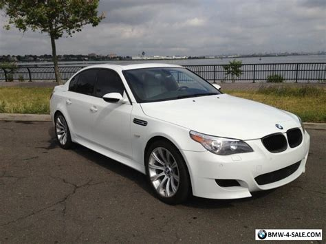 Used Bmw M5 For Sale by 2007 Bmw M5 For Sale In United States