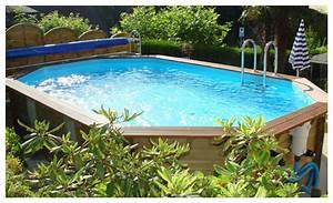 Bache De Sol : bache piscine hors sol octogonale allongee ~ Melissatoandfro.com Idées de Décoration