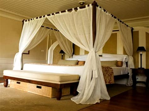 canopy bed drapes enhance your fours poster bed with canopy bed curtains