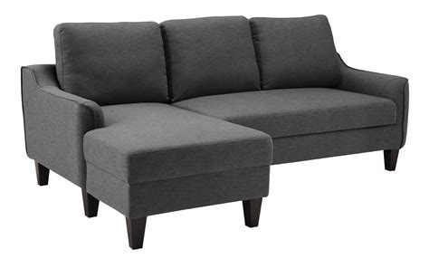 Sofa Chaise Sleeper by Jarreau Gray Sofa Chaise Sleeper Free Delivery Clearance