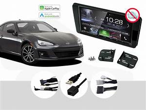 Subaru Brz 2017 Stereo Solution Kenwood Dmx7017bts