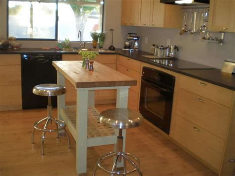 stools for island in kitchen brilliant small kitchen island ikea with round swivel backless bar stools in polished stainless