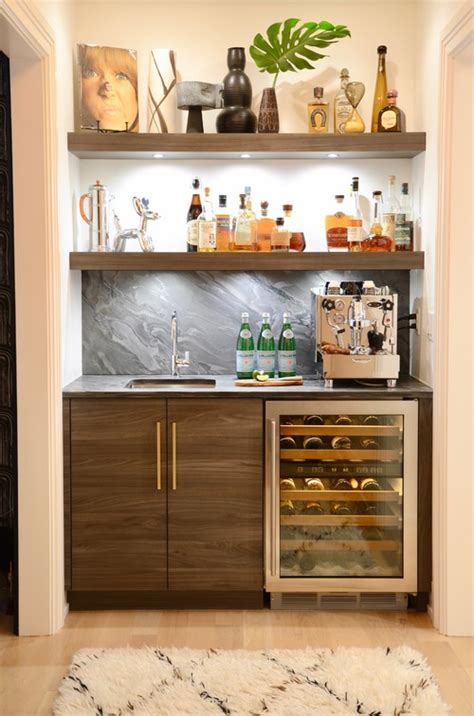 Contemporary Home Bar Design Ideas by Trending Now 8 Popular Ideas In Home Bars Build Realty
