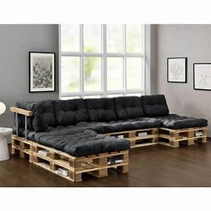 Sofa Aus Europaletten : euro paletten sofa auflage 4x sitz 6x ~ Articles-book.com Haus und Dekorationen
