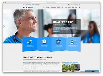Medical Website Theme Wordpress Health Themes Doctors
