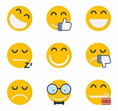 Emoji Feelings Icon Pack Icons Emoticons Clipart