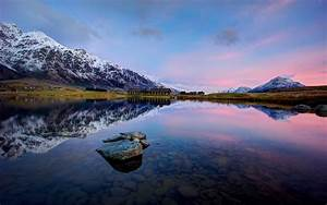 Lake Wakatipu Lake And New Zealand District Queenstown Oaks Region Otago South Island Landscape
