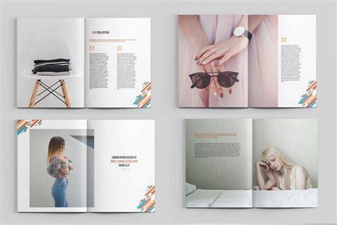 fashion portfolio catalog examples psd ai indd