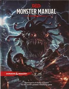 D U0026d 5e Monster Manual Guide Pdf