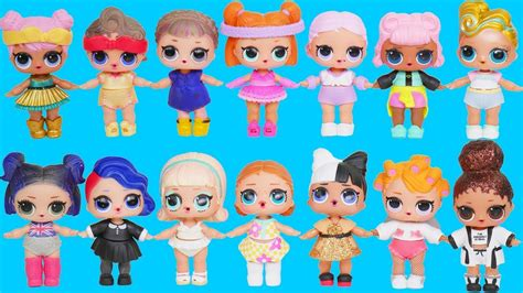 lol surprise dolls dress   wrong outfits youtube