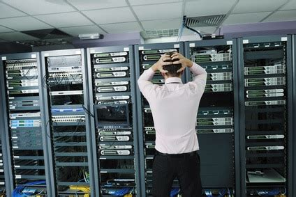 law firm   backup plan  server  died