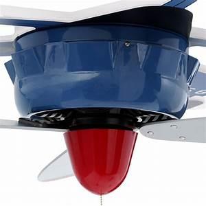 Hunter Airplane Fan