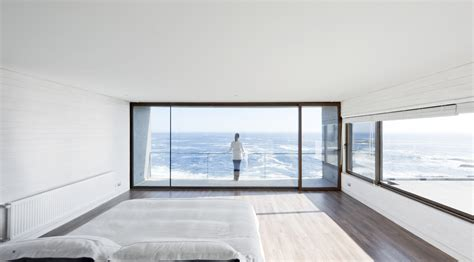 Gorgeous Minimalist Home Overlooking The In Chile gorgeous minimalist home overlooking the in chile