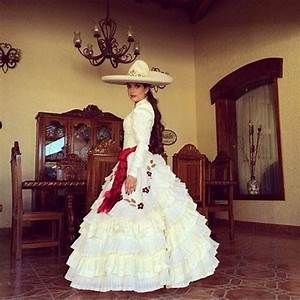 96 best images about charra on pinterest latinas With charra wedding dress