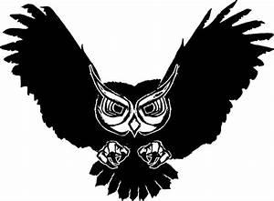 Flying Owl Clip Art at Clker.com - vector clip art online ...