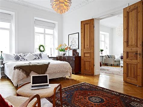 31787 made order furniture original bright and spacious apartment in stockholm for