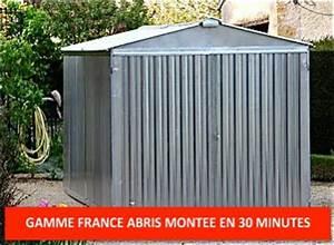 Garage Occasion Toulouse Petit Prix : garages m tal garage m tallique petit prix promo france abris ~ Gottalentnigeria.com Avis de Voitures