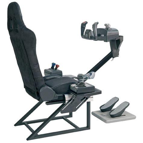 siege volant xbox 360 playseats flightseat joystick playseat sur ldlc