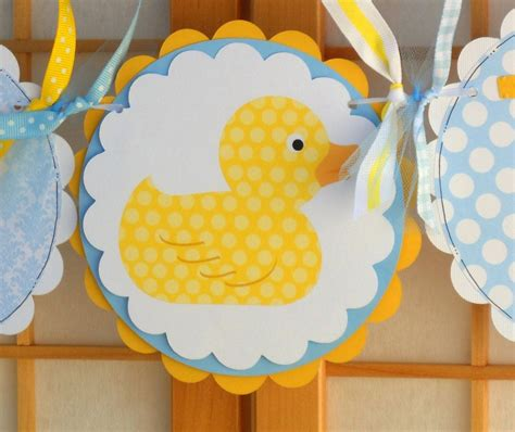 ducky baby shower decorations unavailable listing on etsy