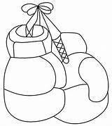 Boxing Gloves Coloring Pages Glass Stained Patterns Pattern Naughty Printable Drawing Drawings Kid Darryl Momjunction Sheets Line Clipart Cancer Sports sketch template