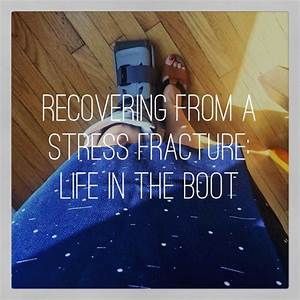 Recovering From A Stress Fracture  My Experience  U0026 A Guide